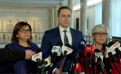 Kluzik-Rostkowska o zatrzymaniach przez CBA