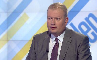 Zembaczyński: widzę brak parasola ochronnego ze strony polityków