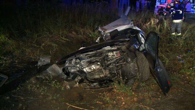 Chciał pomóc kolegom, wsiadł za kółko pijany, jeden z pasażerów zginął. Wyrok