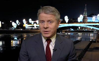 """Konkurencyjne spotkanie Putina. Z Moskwy korespondent """"Faktów"""" TVN"""
