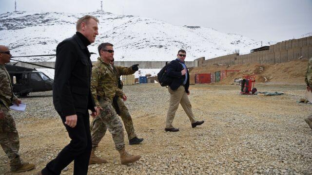 Kolejna niezapowiedziana wizyta. Szef Pentagonu w Iraku