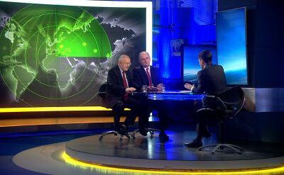 Lewicki o nieobecności Mogherini na konferencji bliskowschodniej
