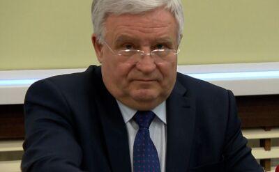 Kazimierz Kujda podał się do dymisji