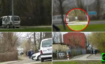 Gonili go policjanci i strażnicy miejscy. Pościg za kierowcą w Warszawie