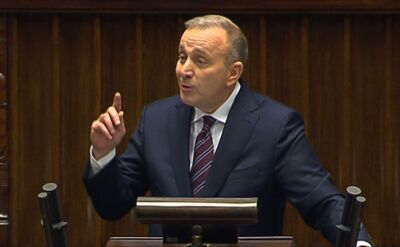 Schetyna do marszałka: proszę powiedzieć, żeby poseł Tarczyński usiadł