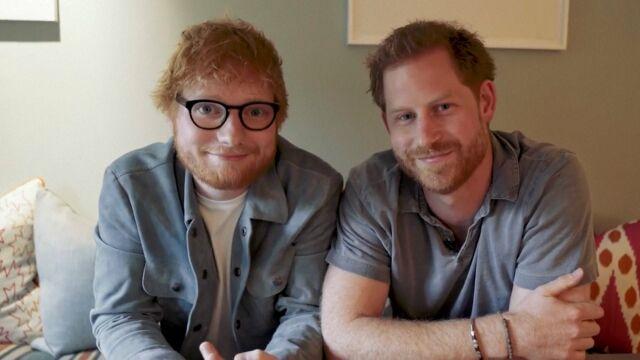Książę Harry i Ed Sheeran wspólnie apelują
