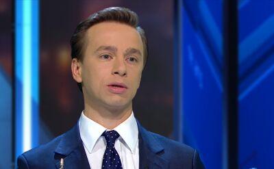 Krzysztof Bosak: Konfederacja nie podpisała paktu dla zdrowia