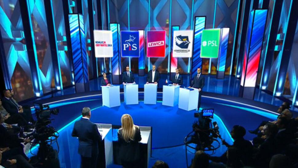 Jako pierwszy głos w debacie zabrał Władysław Kosiniak-Kamysz, prezes PSL