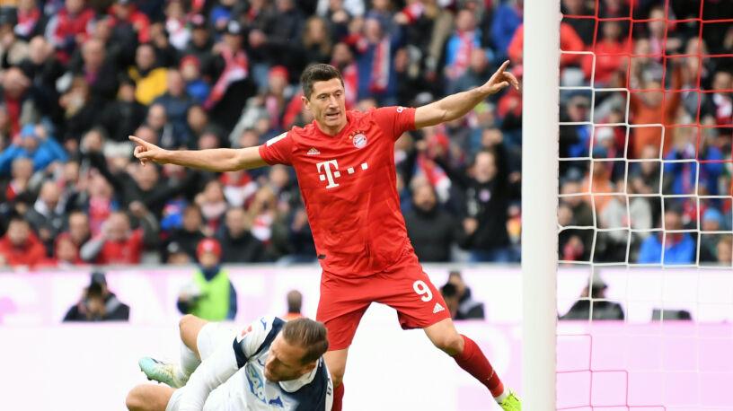 """Miroslav Klose chwali Lewandowskiego. """"Jest dziesięć razy lepszy ode mnie"""""""