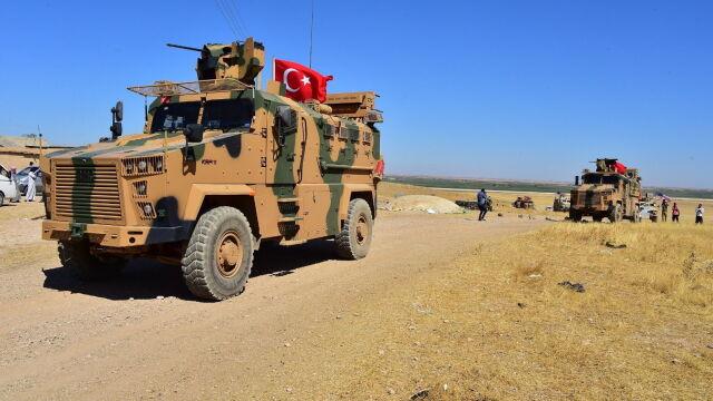 Turcy uderzą
