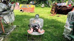 Opuszczona dzielnica zamieniona w artystyczny projekt Heidelberg