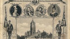 Magazyn przybylski | Cesarska rodzina i jej nowa rezydencja. Nikt z Hohenzollernów nie zamieszkał w niej na stałe