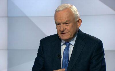 Miller: następuje widoczna patologizacja rządzenia przez obóz władzy i to nie robi wrażenia