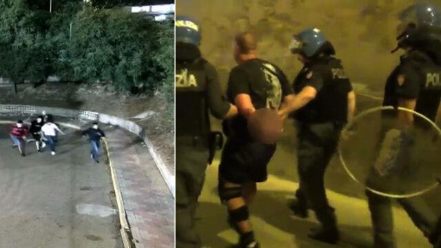 Kary dla polskich chuliganów po starciach na Sardynii