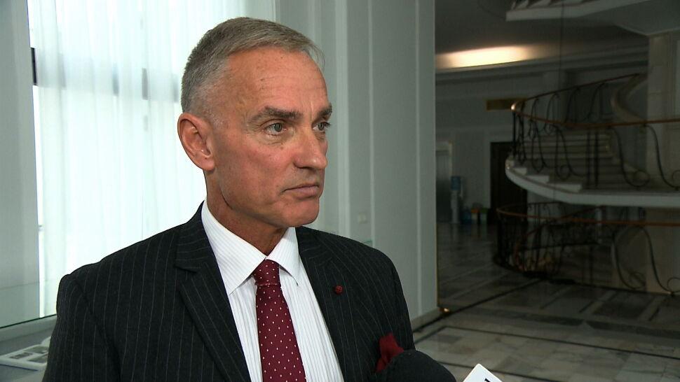 Jan Maria Jackowski o zapowiadanych zmianach w wymiarze sprawiedliwości