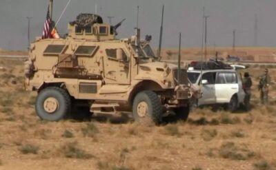 Wojska USA w Syrii znalazły się pod tureckim ostrzałem