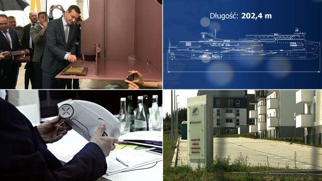 PiS obiecywał prom, samochody elektryczne i mieszkania