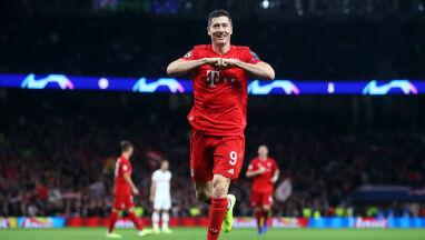 Anglicy wybrali najlepszych piłkarzy świata. Lewandowski w czołówce