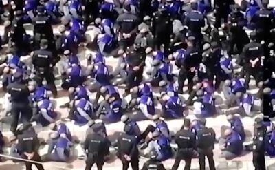 USA nakładają sankcje na Chiny za prześladowanie mniejszości etnicznych