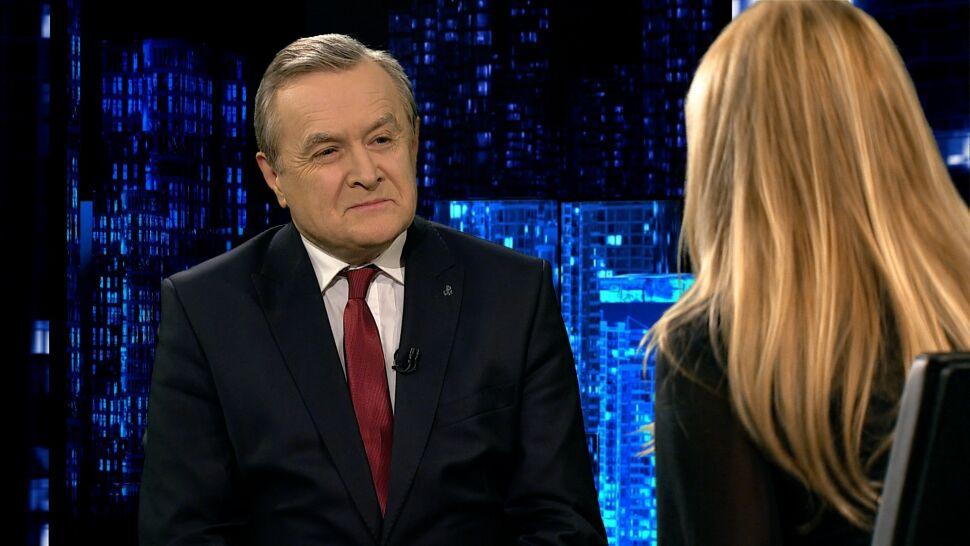 """Minister kultury """"nigdy nie dokończył"""" żadnej książki Olgi Tokarczuk"""