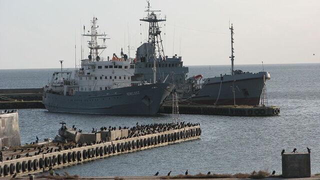 Ustawiali przetargi na remonty okrętów? 14 osób zatrzymanych