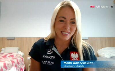 Marta Walczykiewicz o motywacji do treningów