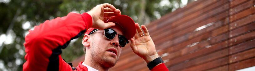 Vettel odchodzi z Ferrari.