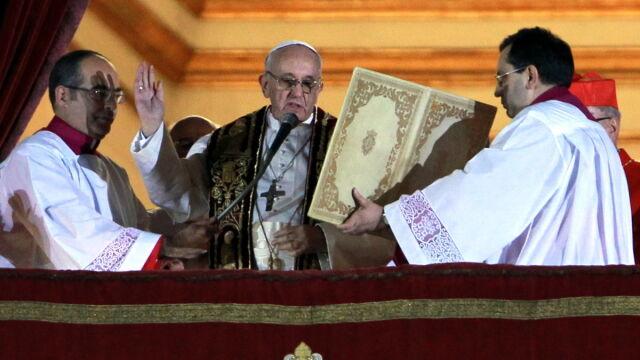 Biskup, Argentyńczyk, papież