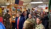 Trump złożył niespodziewaną wizytę w Afganistanie