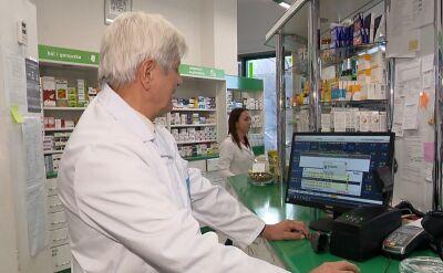 W aptekach brakuje leków na nadciśnienie i cukrzycę