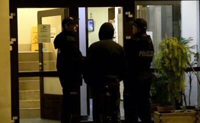 Zatrzymano matkę dziecka, którego zwłoki znaleziono w hostelu