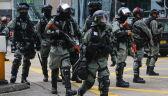 Demonstracje w Hongkongu trwają od pół roku
