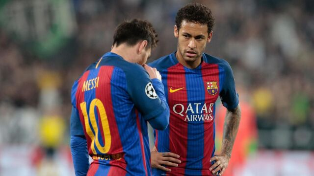 """""""France Football"""": Messi namawia Neymara na powrót. """"Za dwa lata już mnie tu nie będzie"""""""
