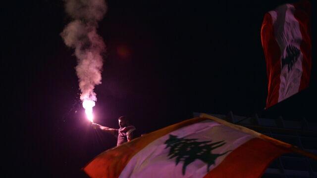 Bojówki Hezbollahu zaatakowały demonstrantów