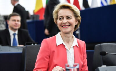 Europarlament poparł nową Komisję Europejską