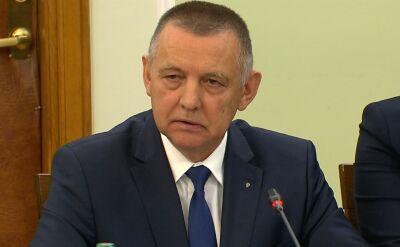 Premier zapoznał się z raportem CBA w sprawie Banasia