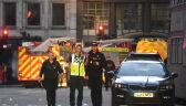 Atak nożownika na Moście Londyńskim. Napastnik zastrzelony przez policję