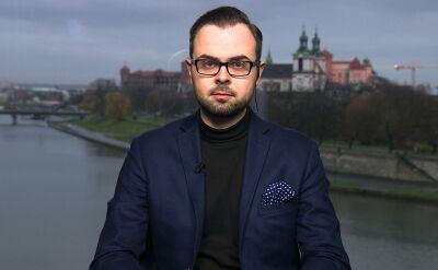 Dr Mikołaj Małecki: Komunikat Kancelarii Sejmu to jest uzurpacja władzy. Urzędnicy nie ma kompetencji do polemiki z sądem