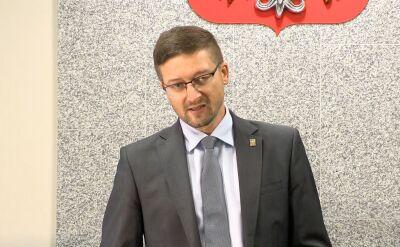Prezes Sądu Rejonowego w Olsztynie zawiesił sędziego