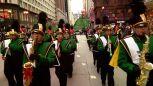 Parada z okazji Święta Dziękczynienia w Nowym Jorku