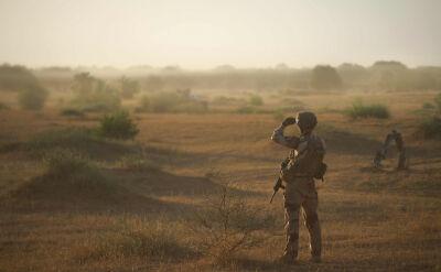 Francuscy żołnierze w czasie misji w Mali