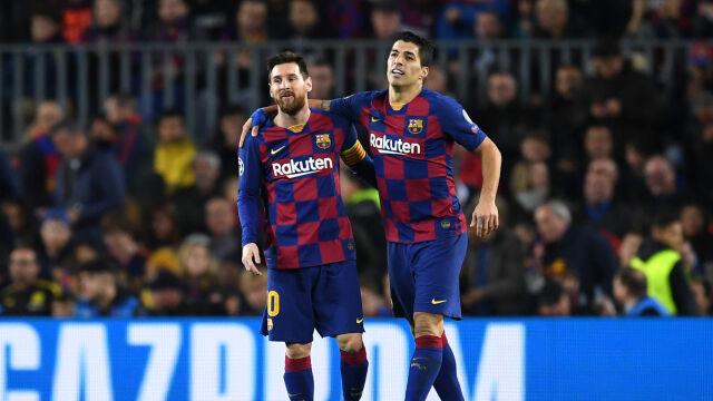 Barcelona przypieczętowała awans. Borussia bez szans na Camp Nou