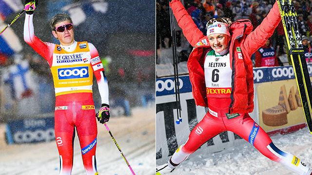 Norweska dominacja na inaugurację Pucharu Świata w biegach