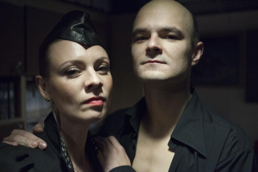 Magdalena Boczarska i Dawid Ogrodnik