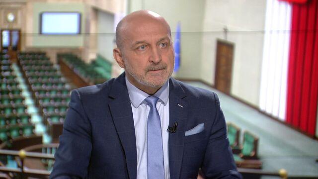 """Kazimierz Marcinkiewicz był gościem """"Faktów po Faktach"""" w TVN24"""