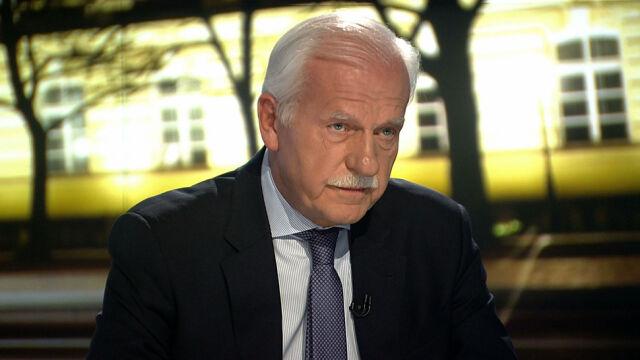 """Andrzej Olewchowski w """"Faktach po Fakatch"""""""