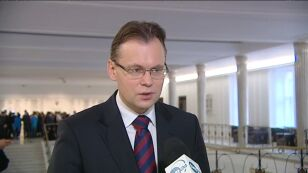 Arkadiusz Mularczyk o transferach do Solidarnej Polski