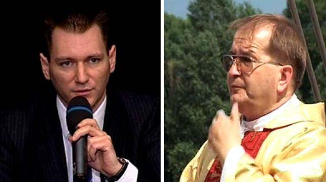 Farfał: o. Rydzyk dostał tylko materiały o papieżu