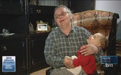 Walczą o życie dziecka zarażonego opryszczką