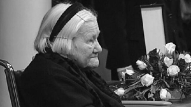 Irena Sendlerowa została uhonorowana w waszyngtońskiej synagodze